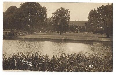CHICKSANDS PRIORY nr Shefford, Bedfordshire, RP Postcard, Unused