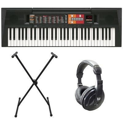 Yamaha PSR-F51 Portable Keyboard Package