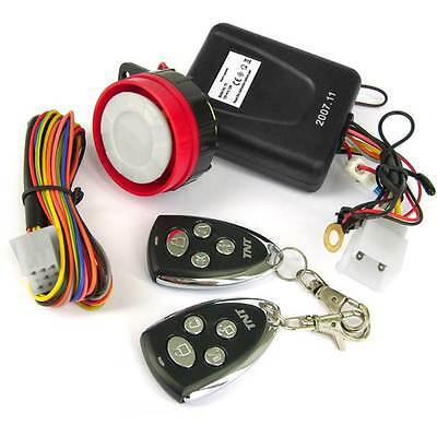 Ant-Itheft System Electronic Alarm Tnt Moto And Scooter