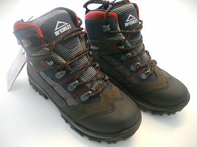 Mc Kinley Kinder Winterschuhe MIRELLA PEAK AQX JR navy/rot Gr. 33