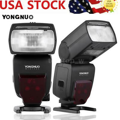 YONGNUO YN685 TTL HSS 2.4G GN60 Wireless Flash Speedlite for Canon Cameras N0N3