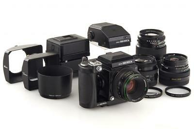 Bronica ETRS Outfit // 30118,1