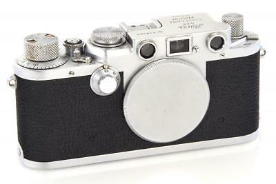 Leica IIIf Red Dial // 30144,2