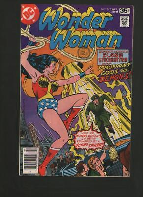 Dc Comic Wonder Woman no 242 April 1978 35 c USA