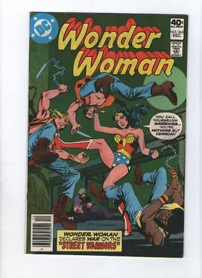 Dc Comic Wonder Woman no 262 Dec 1979 40c USA