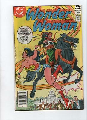 Dc Comic Wonder Woman no 263 Jan 1980