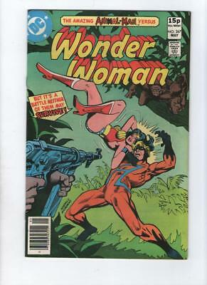 Dc Comic Wonder Woman no 267 May 1980