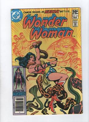 Dc Comic Wonder Woman no 277 March 1981 50c usa