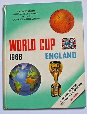 World cup England 1966 Book. Purnell.