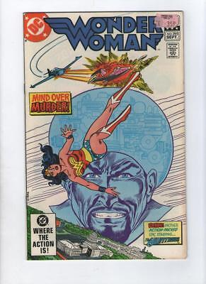 Dc Comic Wonder Woman no 295 Sept 1982 60c USA