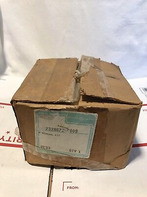 New Old Stock GE 232A6724G009 Contact Renewal Kit