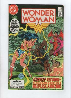 Dc Comic Wonder Woman no 313 March 1984 75c USA