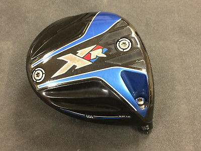 Tour Issue TC Stamp Callaway XR 16 Sub Zero 9.5 Degree Head Only - 9 / 10