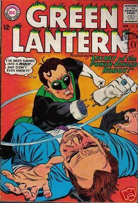 Green Lantern Issue 36 By Dc Comics