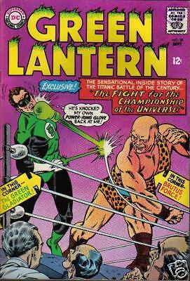 Green Lantern Issue 39 By Dc Comics