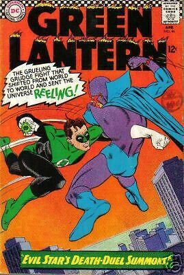 Green Lantern Issue 44 By Dc Comics