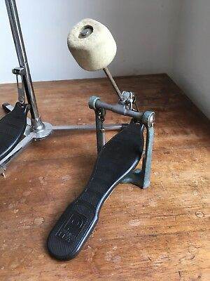 Vintage Premier Bass Drum Pedal Late 50s early 60s