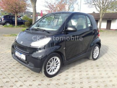 Smart fortwo coupe Micro Hybrid Drive Passion Klima