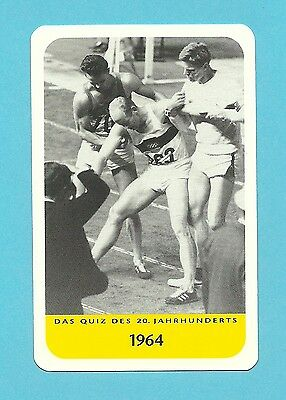 Willi Holdorf Olympics Track & Field Decathlon Cool Collector Card Europe Look!