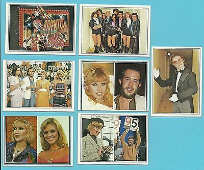Applauso First Applause TV Fab Card Collection Isabel Borondo Jose Luis Fradejas