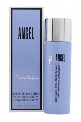 Thierry Mugler Angel Perfuming Roll On Deodorant - Women's For Her. New