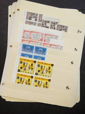 EDW1949SELL : ETHIOPIA VF MNH collection of Cplt sets between 1962-1968 Cat $516
