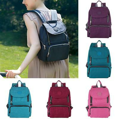 Top Designer Multi-function Baby Diaper Nappy Backpack - Maternity Baby Bag