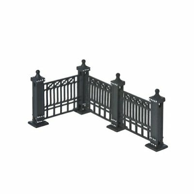 Department 56 Village City Fence Accessory Set of 7 New