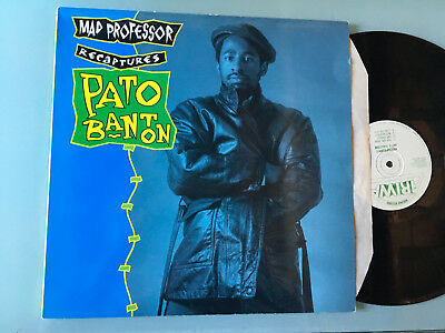 LP   UK 1989 MINT  Mad Professor, Pato Banton ‎– Mad Professor Recaptures Pato B