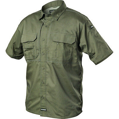 Blackhawk Tactical Pursuit Short Sleeve Shirt Jungle Small BH-TS02JGSM