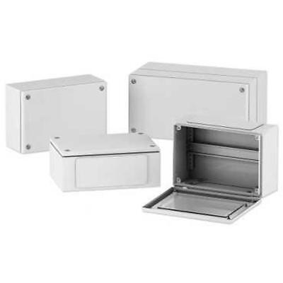 Schneider Electrical Steel Outdoor Electrical Metal Enclosure Wall Mounted IP55