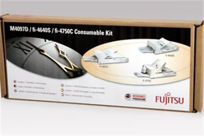 NUOVO FUJITSU CON-3951-016A Consumable Kit Up to 200k Scans