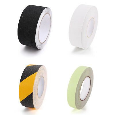 "10-20M Safety Non Skid Grit Grip Tape Anti Slip Roll Sticker Adhesive 5CM 1.97""W"