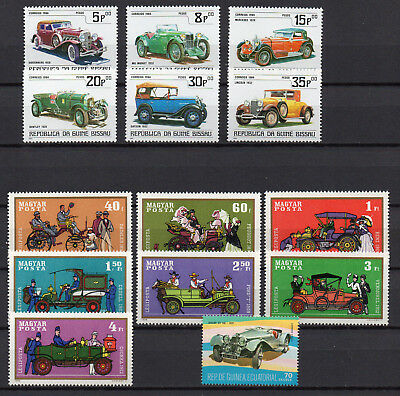 Lot(1) : Autos  postfrisch