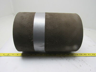 "2 Ply Woven Back Smooth Rubber Top Conveyor Belt Black 12""x24'-2""x0.1630"""
