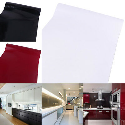Cupboard Bathroom Kitchen Wall Vinyl Tile Stickers Cover Water Oil Stain Protect