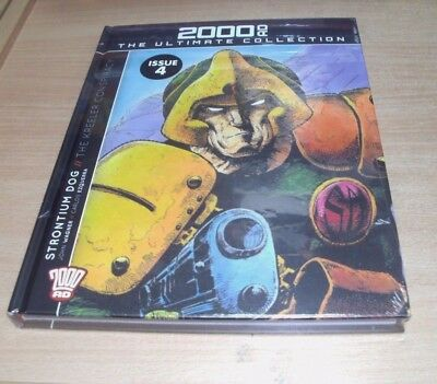 2000AD The Ultimate Collection Novel & Magazine #4 Strontium Dog // Kreeler Cons