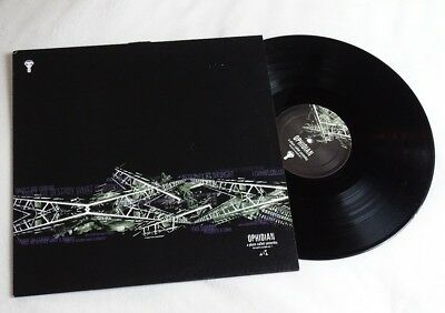 lp schallplatte Ophidian Today Never Happened Enzyme Records  –  ENZYME 18Y