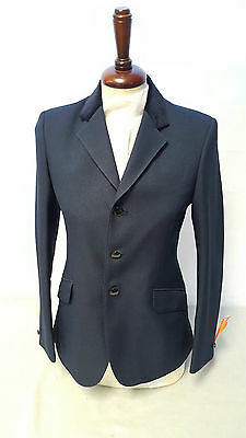 Pytchley Mears Childs Navy or Black Unisex Club Show Jacket