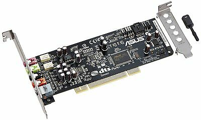 Asus 90-Yaa0F0-0Uan0Bz - Xonar Ds Pci Card - 7.1 Channel Audio Card         ...