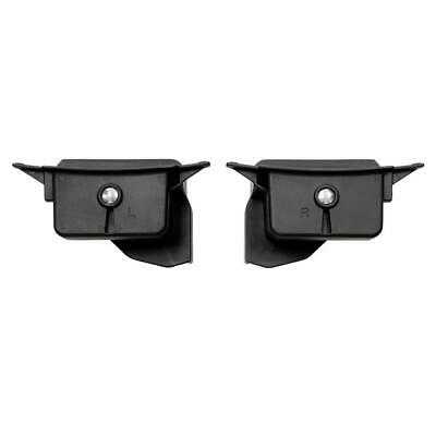 BabyStyle Zero Carrycot Adaptors (Black) to fit Oyster Zero