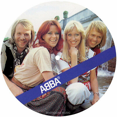 "ABBA 7"" The Name Of The Game PICTURE DISC Limited Edition 2017 NEW Vinyl PRE"