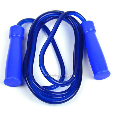 Twins Special Blue Muay Thai Boxing Heavy Bearing Skipping Rope