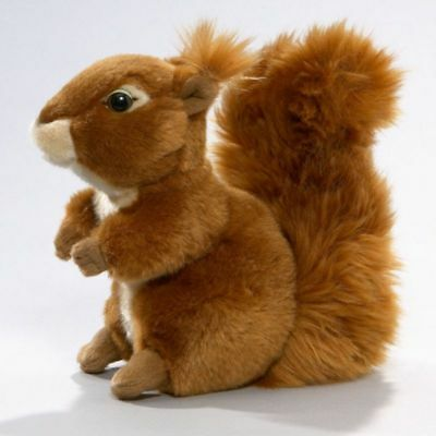 New Plush Cuddly Critters Red Squirrel  Soft Toy Teddy