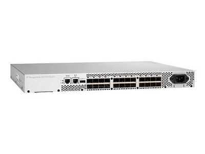 HP StorageWorks 8/8 (8) Full Fabric Ports Enabled SAN Switch/AM867A