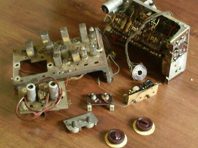 Used Bush Tv53 / Tv56 Spares - Chassis / Knobs / Controls Etc