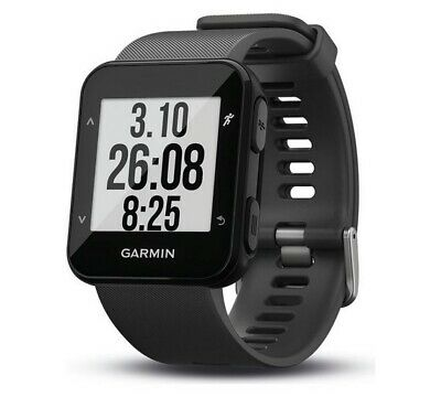 Garmin Forerunner 30 GPS Running Watch - Black.