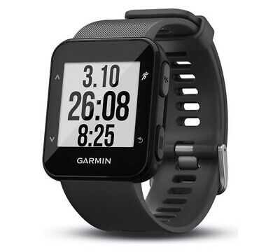 Garmin Forerunner 30 GPS Running Watch - Slate Grey