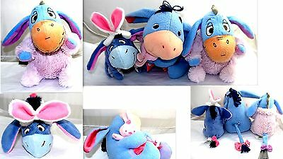 Eeyore Winnie Pooh Friend Disney Store Stuffed Animal Plush Toy Lot    #ee2