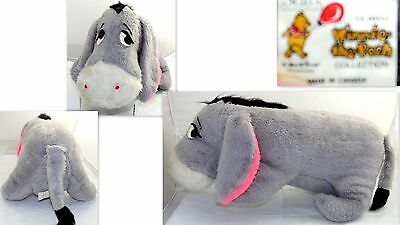Vintage Eeyore Winnie Pooh Friend Disney Store Stuffed Animal Plush Toy  #ee6